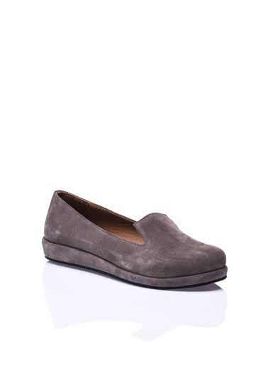 %100 Deri Casual Ayakkabı-Camore